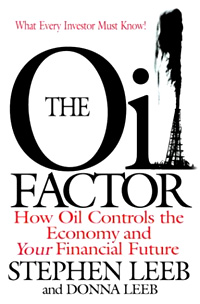 The Oil Factor: How Oil Controls the Economy and Your Financial Future Издательство: Warner Books, 2004 г Твердый переплет, 224 стр ISBN 0-44653-317-3 инфо 13764l.